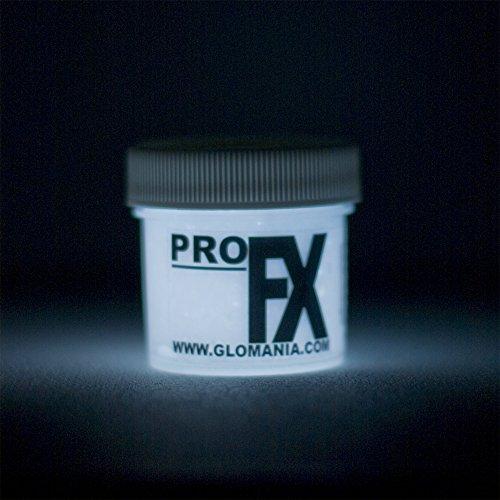 Glow in the Dark Paint, Luminous Glowing ProFX White 1 - The Glow Diy Paint In Dark