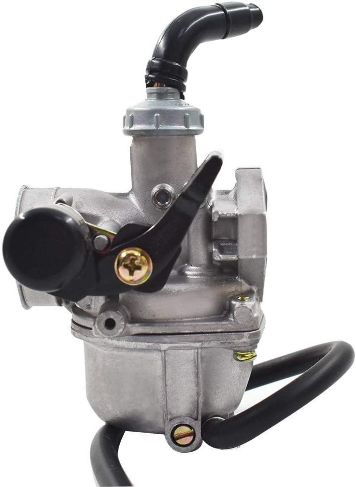 Carb 50cc 70cc 90cc 110cc 125cc for ATV Dirt Bike Go Kart Carburetor W//Air Filter