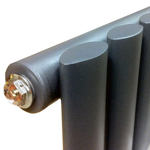 Puro Design-Heizkörper Anthrazit Horizontal | Vertikal | Puro Heizkörper, Grau