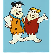 The Flintstones Hanna Barbera 8x10 inch Photo Fred & Barney