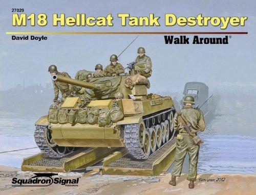 M18 Hellcat Tank Destroyer Walk Around ()