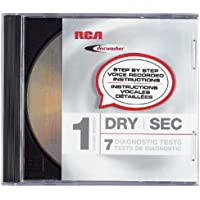 DISCWASHER RD-1141 Dry CD/DVD Laser Lens Cleaner