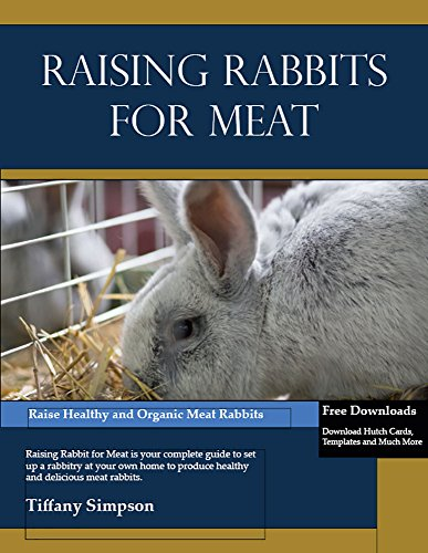 Raising Rabbits For Meat by [Simpson, Tiffany]