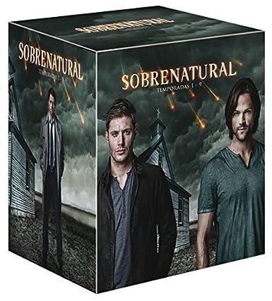 Sobrenatural - Temporadas 1-9 [DVD]: Amazon.es: Jared Padalecki, Jensen Ackles, Jim Beaver, Eric Kripke, Jared Padalecki, Jensen Ackles, Eric Kripke: Cine y Series TV
