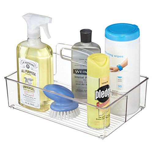 mDesign Kitchen Cleaning Supplies Accessories