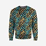 Mens Africa Pullover Sweater