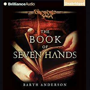 The Book of Seven Hands Audiobook