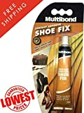 Shoe Fix Repair Contact Adhesive Glue Bonding Rubber, Leather, Canvas, Hardboard, Vinyl