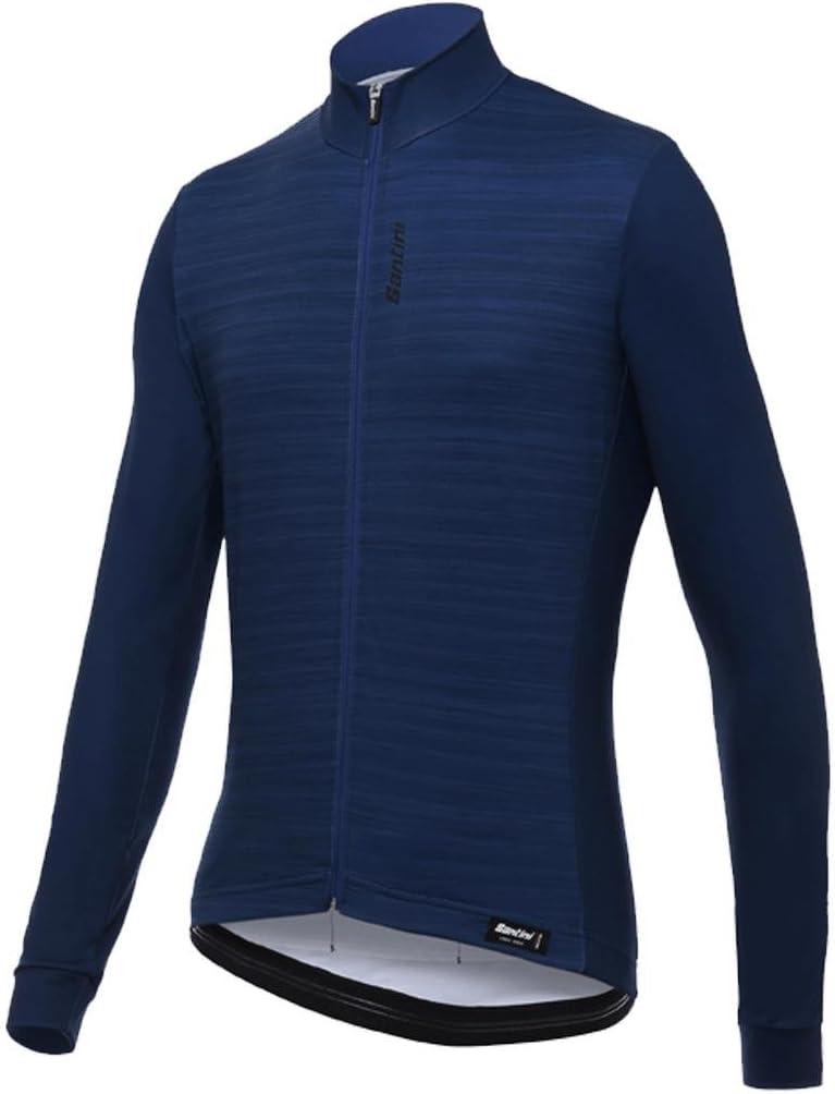 Santini Mens Classe Long Sleeve Jersey