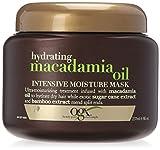 OGX Intensive Moisture Mask, Hydrating Macadamia Oil, 8oz