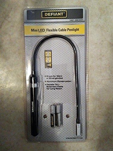 Daring Mini LED Flashlights (Flexible Cable Penlight)