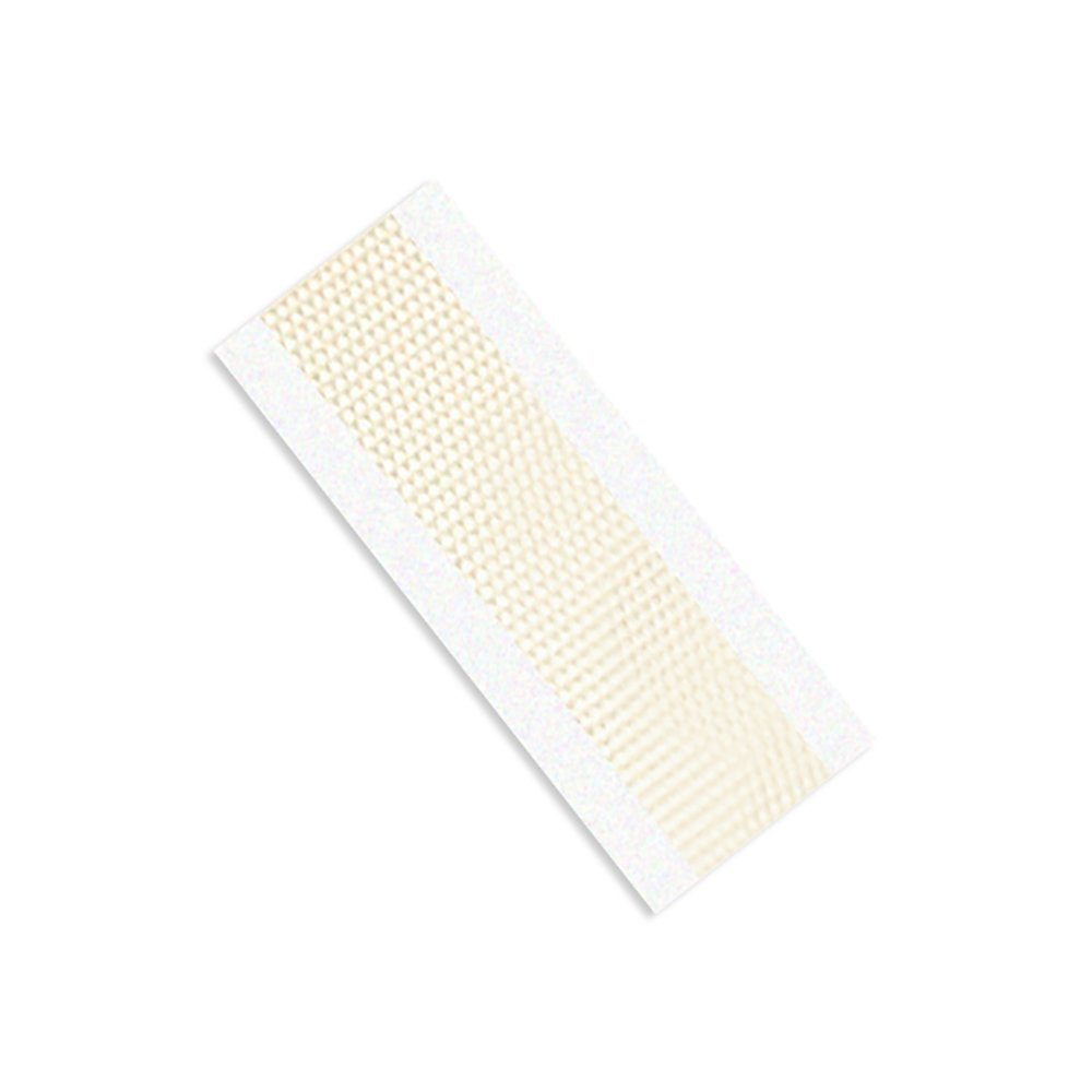 Pack of 100 0.5 Width 3 Length -65 degrees F to 450 degrees F 3M 361 0.5 x 3-100 White Glass Cloth//Silicone Adhesive Electrical Tape 3 Length 0.5 Width Pack of 100 3M 361 0.5 x 3-100