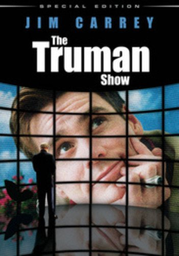 Blu-ray : The Truman Show (, Widescreen, Dolby, AC-3, Dubbed)