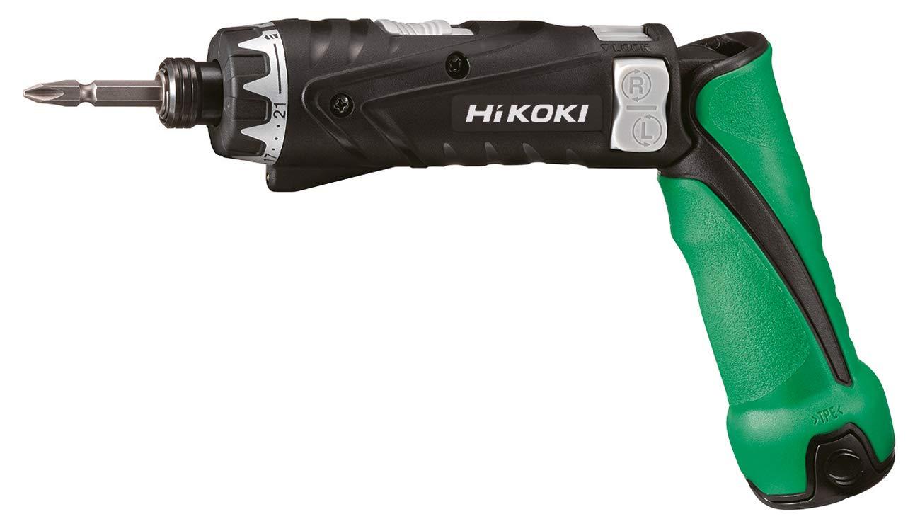 HiKOKI DB3DL2WC Screwdriver 3.6 V 1.5 Ah, 18 V