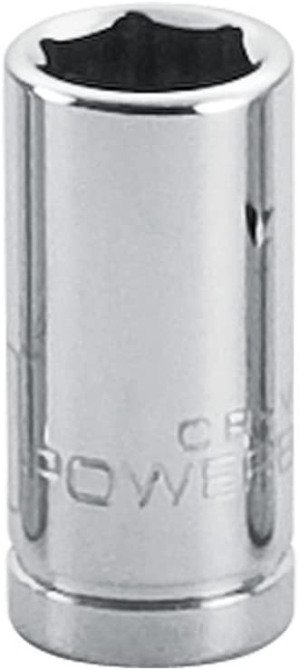 Crescent CDDS80N DEEP SOCKET,1//2 DRIVE,21MM,6PT