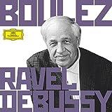 Music : Boulez Conducts Debussy & Ravel