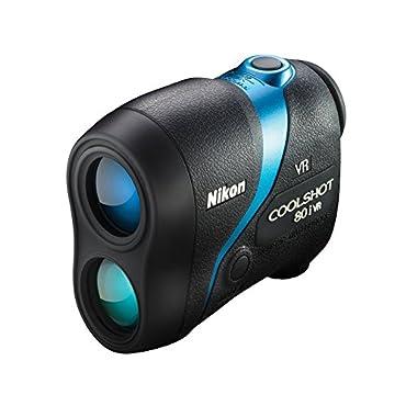Nikon CoolShot 80i VR Golf Laser Weatherproof Rangefinder (16205)