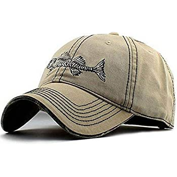 Amazon.com   Fishouflage Bass Fishing Hat - Thunder Bay Camo Hat ... dcbb3b44bcf