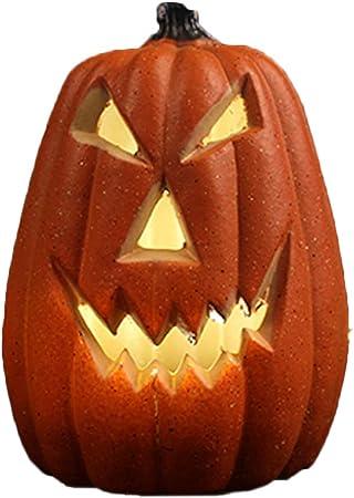 Amazon De Mh Lamp Halloween Kurbis Lampe Halloween Deko Garten Kurbis Beleuchtung Kurbis Deko