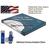 California King 95% waveless waterbed mattress