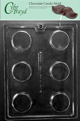 Cookie Chocolate Candy Mold