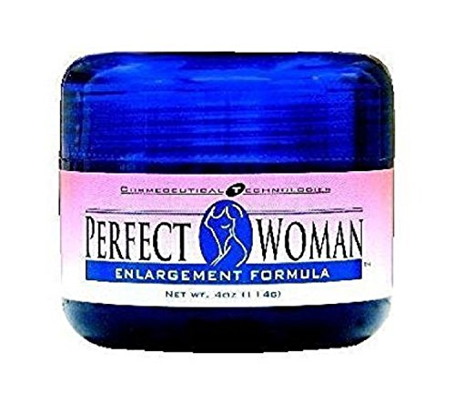 Breast Enhancement Cream by Perfect Woman- 0.25 (0.25 Cup Bra)