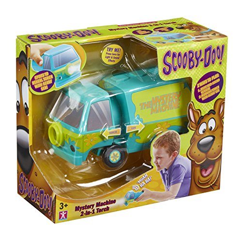 Scooby Doo Mystery Machine 2-in-1 Torch ()