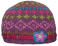 Everest Designs Girls Shasta K Beanie, 5-9 Years, Purple