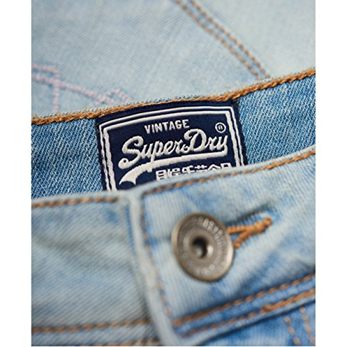 Superdry Shorts Superdry Donna G71000YQ G71000YQ Donna Superdry Blu Superdry G71000YQ Blu Shorts Donna Blu Shorts qztzSwr