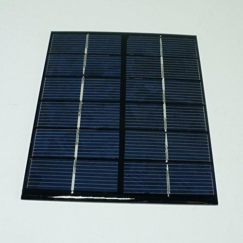 JoyTech 1pc 2w 6v Mini Solar Panel Module Solar Epoxy Cells Charger DIY