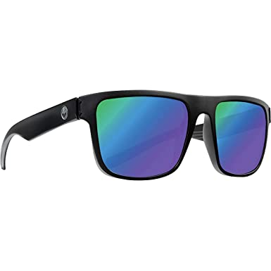 41d5dbe28227 Sunglasses DRAGON DR INFLECTOR H 2 O 005 MATTE BLACK H2O WITH GREEN ION  Polarize