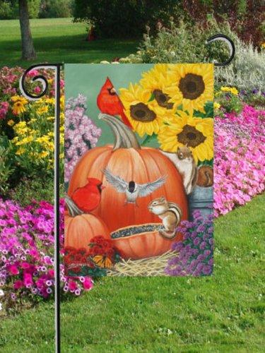 Fall Fiesta Autumn Garden Flag