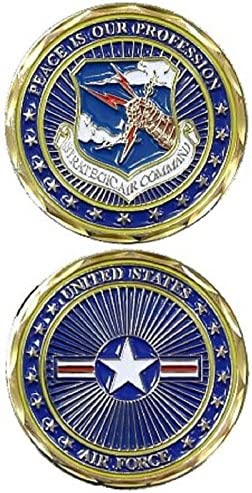 USAF CENT Challenge Coin Northwest Territorial Mint