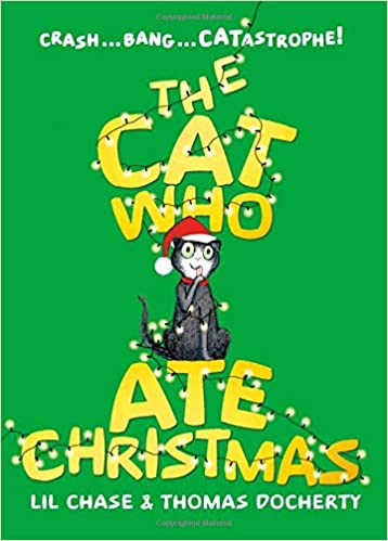 Image result for cat who ate christmas amazon