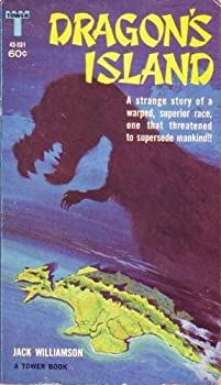 Dragon's Island by Jack Williamson fantasy book review