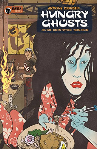 HUNGRY GHOSTS #1 (OF 4) RELEASE DATE 1/31/2018