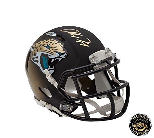 Allen Robinson Autographed/Signed Jacksonville Jaguars Riddell Mini Helmet