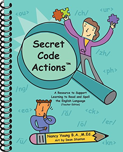 Secret Code Actions (Teacher Edition)   (List Of Symbols And Meanings In Literature)