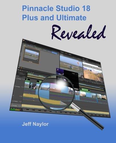 Pinnacle Studio 18 Plus and Ultimate - Studio 18 Ultimate