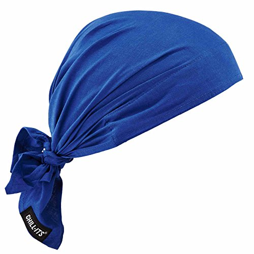 Ergodyne Chill-Its 6710CT Evaporative Cooling Dew Rag, -