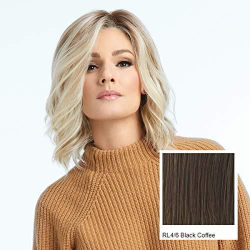 (Raquel Welch Wig Hairpiece, Simmer, Rl4/6 by Hairuwear)