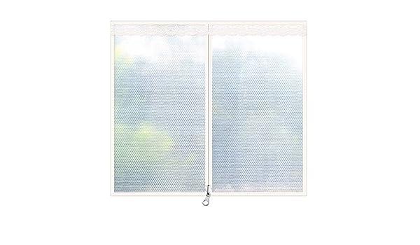 WAHHW Cortinas Calientes de Ventanas Engrosadas, Cortinas Selladas Película de Burbujas a Prueba de Viento Aislamiento Protección contra el Frío Suministros de Invierno,150 * 150cm: Amazon.es: Hogar