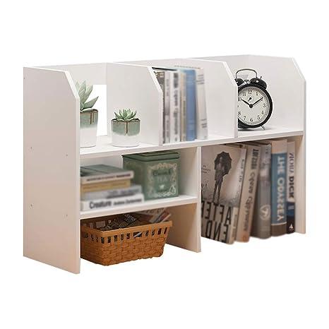 Amazon Com Xjjun Sling Bookshelf Small Desktop Bookcase