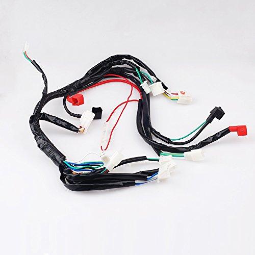 CISNO Electrics Wiring Harness for ATV UTV Quad