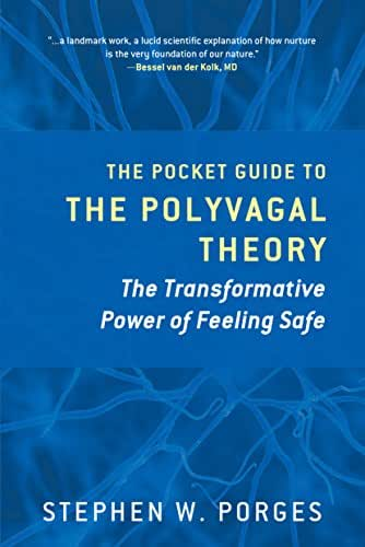 The Pocket Guide to the Polyvagal Theory: The Transformative Power of Feeling Safe (Norton Series on Interpersonal Neurobiology)