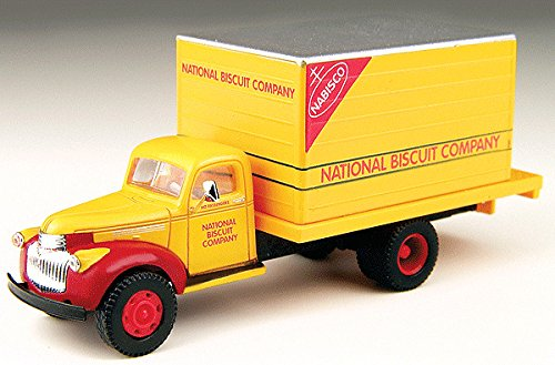 1941/46 Chevrolet Delivery Truck Nabisco 1/87 Classic Metal Works