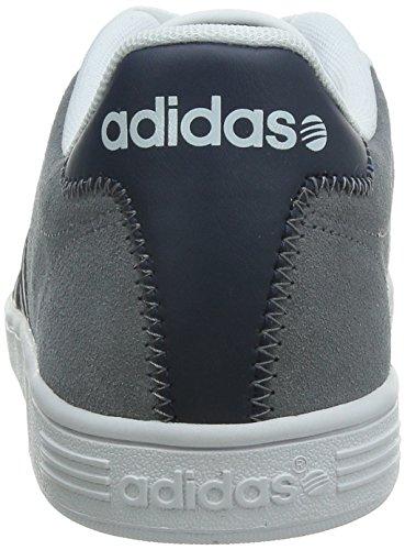 adidas NEO Vlcourt Herren Sneakers -  - Grau (Grey/Collegiate Navy/White)