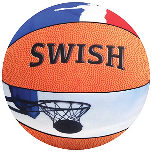 iscream Game On! 'Swish' Photoreal Basketball Shaped 13