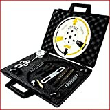 Automotive Car Vehicle Aluminium Camshaft Degree Wheel Kit 11'' With Dial Indicator - House Deals