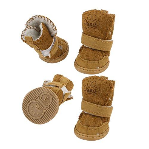 Xs Dog Shoes - 9